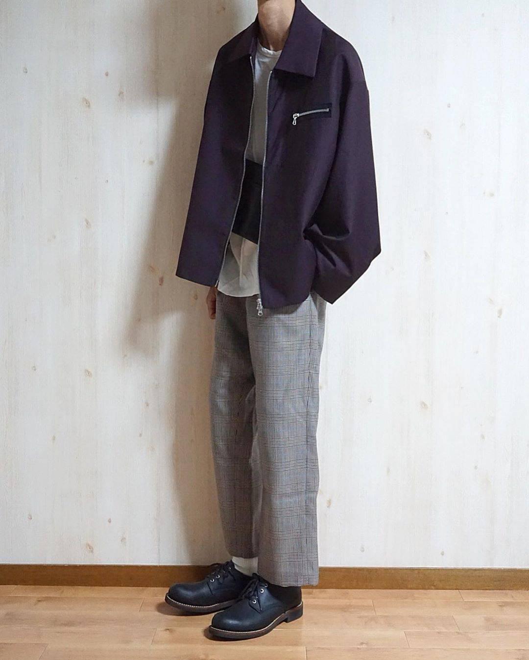 最高気温28度・最低気温20度 miya1202wearの服装