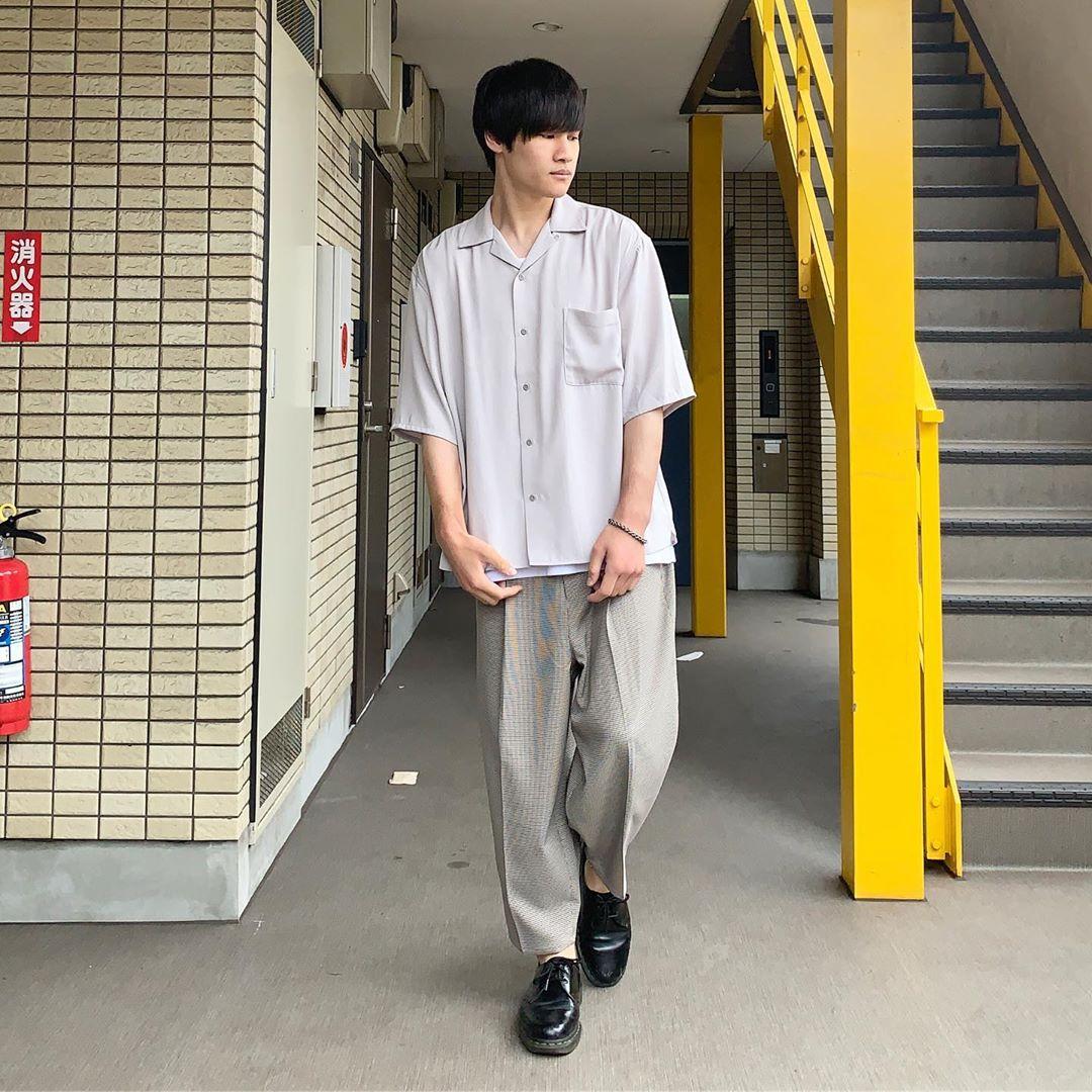 最高気温29度・最低気温22度 miya_ki_0821の服装