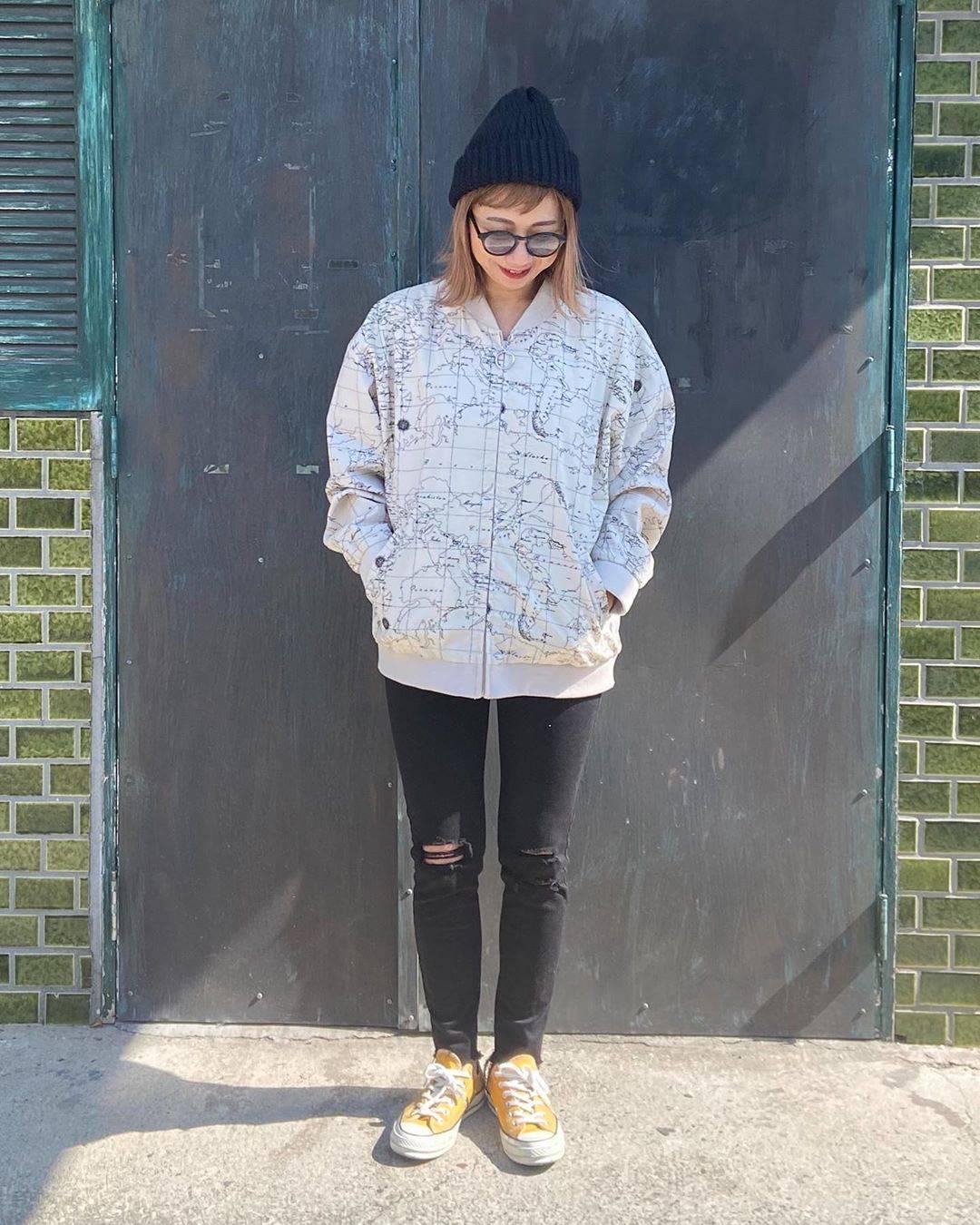 最高気温18度・最低気温4度 mk_kbys_の服装