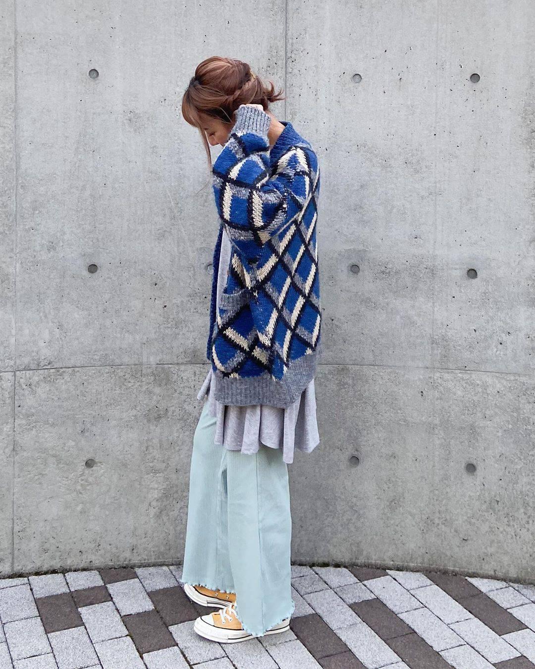 最高気温22度・最低気温6度 mk_kbys_の服装