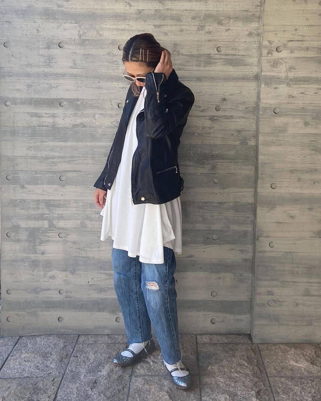 最高気温14度・最低気温7度 mk_kbys_の服装