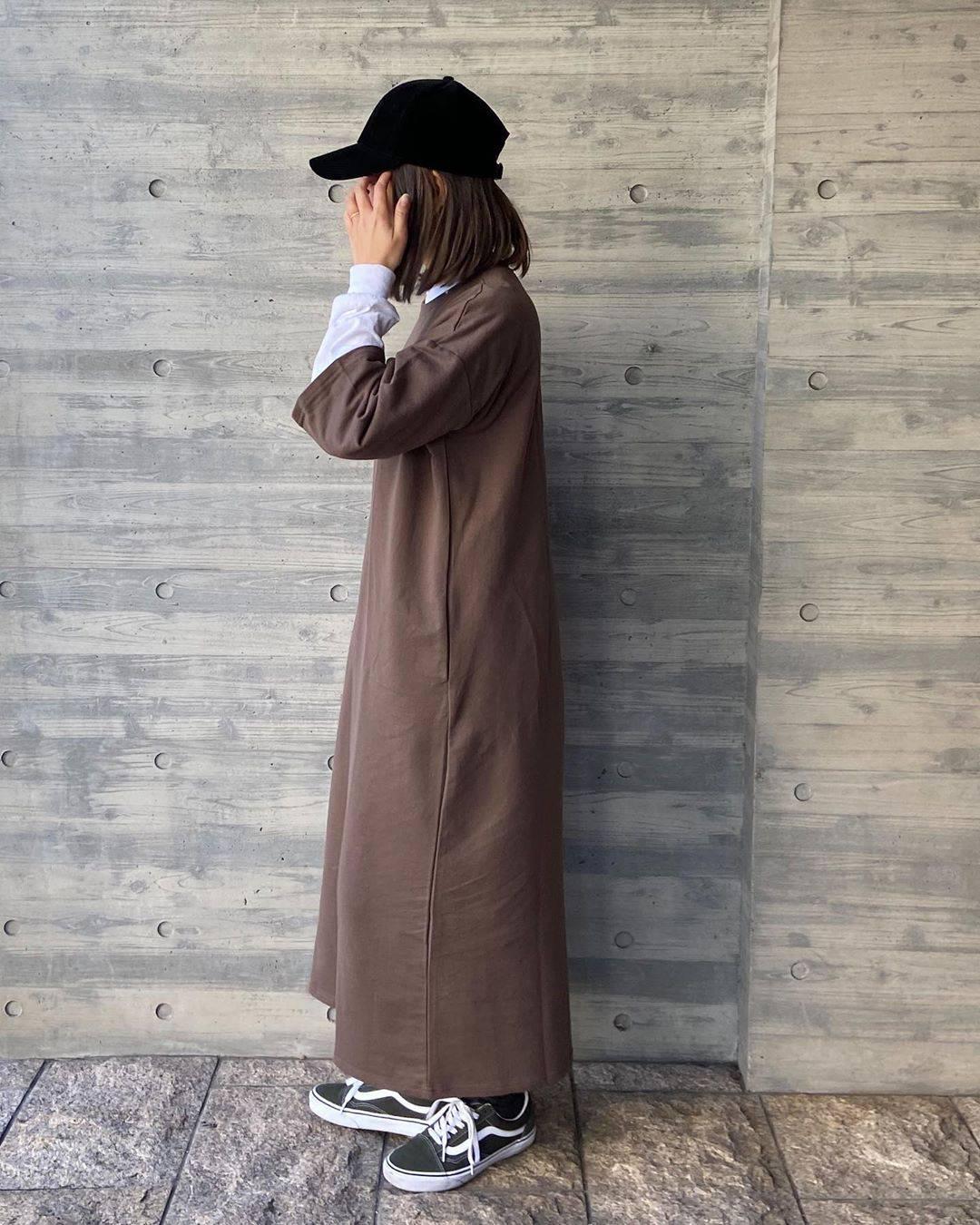 最高気温20度・最低気温7度 mk_kbys_の服装