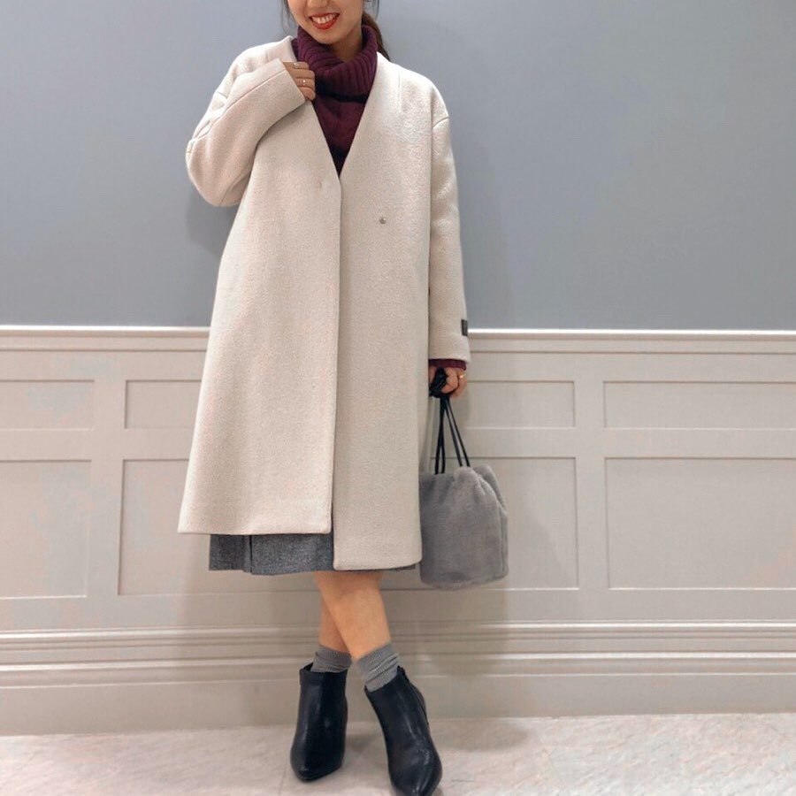 最高気温15度・最低気温5度 mogi_ikeseiの服装