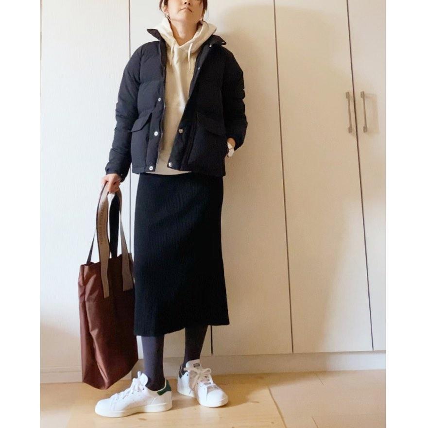 最高気温5度・最低気温0度 nanama132の服装