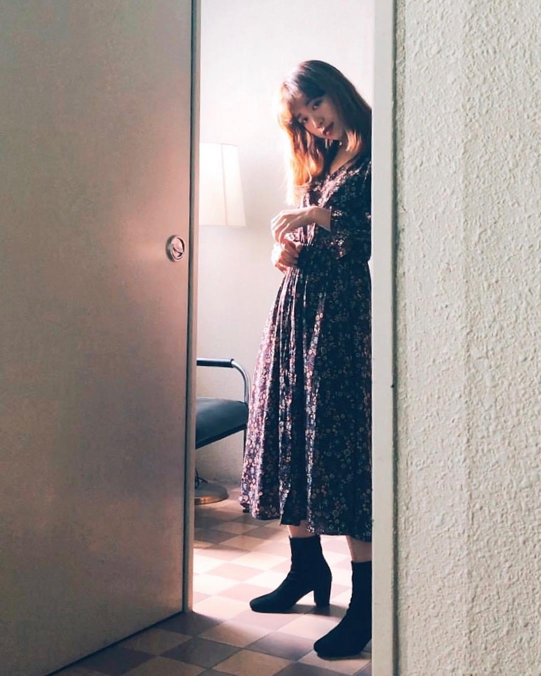 最高気温10度・最低気温2度 natsu_outfitsの服装