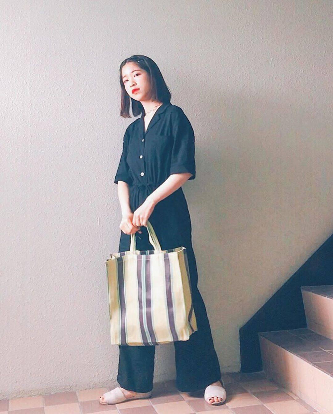 最高気温25度・最低気温19度 natsu_outfitsの服装
