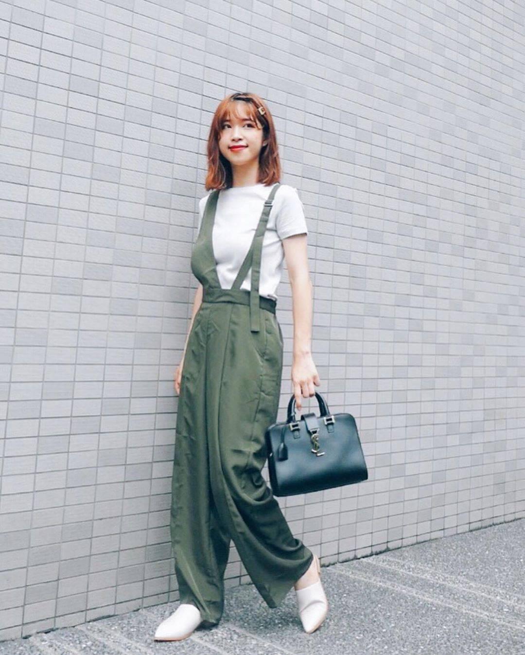 最高気温31度・最低気温28度 natsu_outfitsの服装