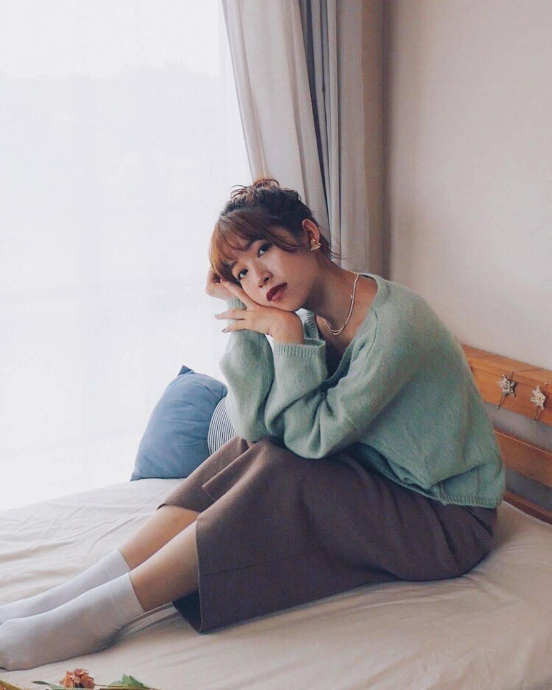 最高気温25度・最低気温17度 natsu_outfitsの服装