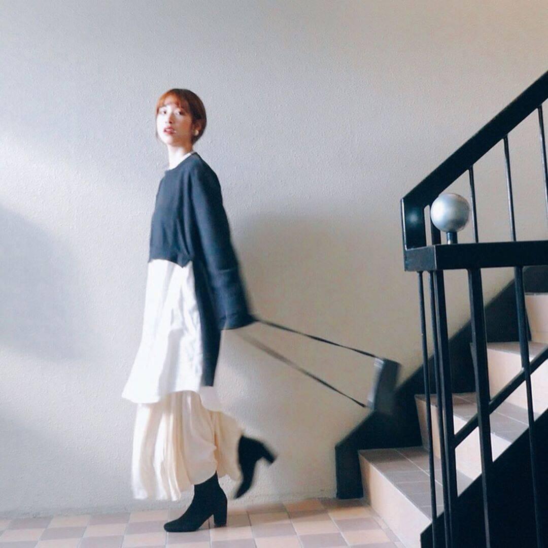 最高気温21度・最低気温16度 natsu_outfitsの服装