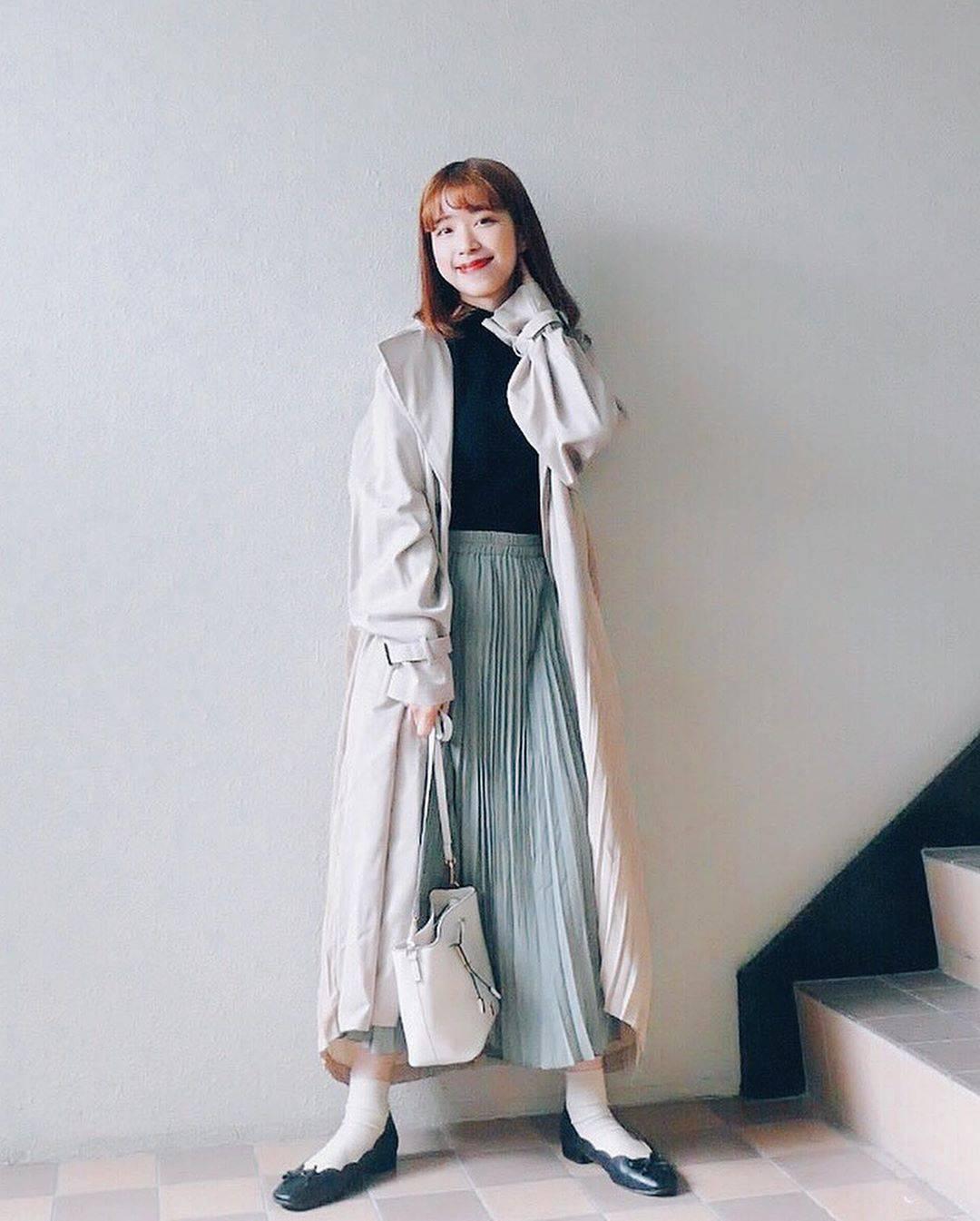 最高気温16度・最低気温14度 natsu_outfitsの服装