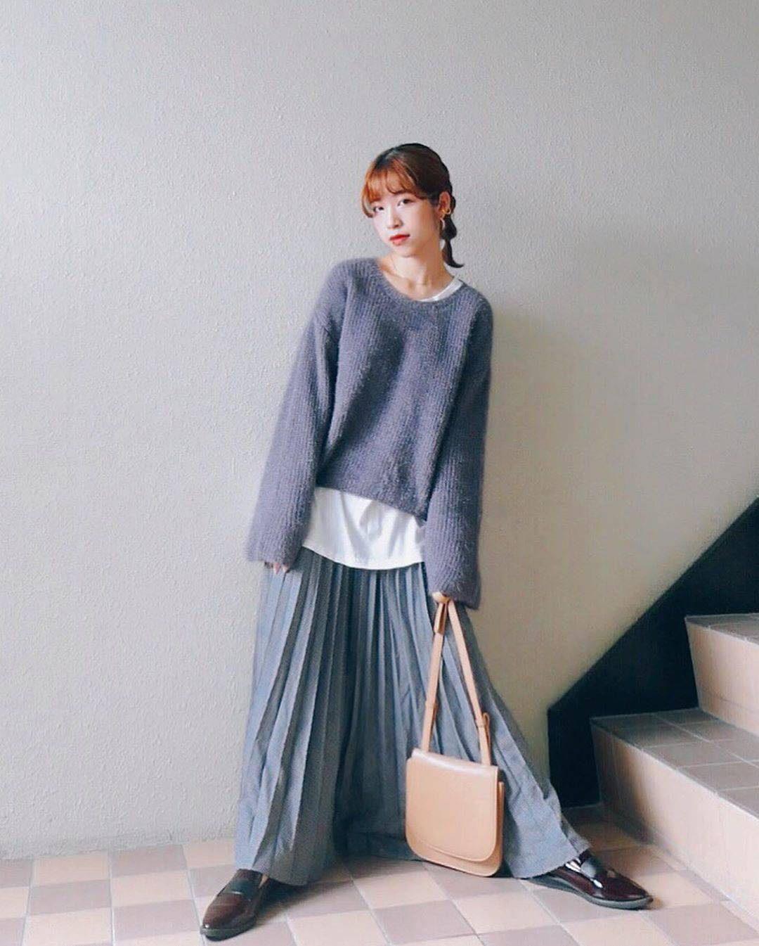 最高気温18度・最低気温12度 natsu_outfitsの服装