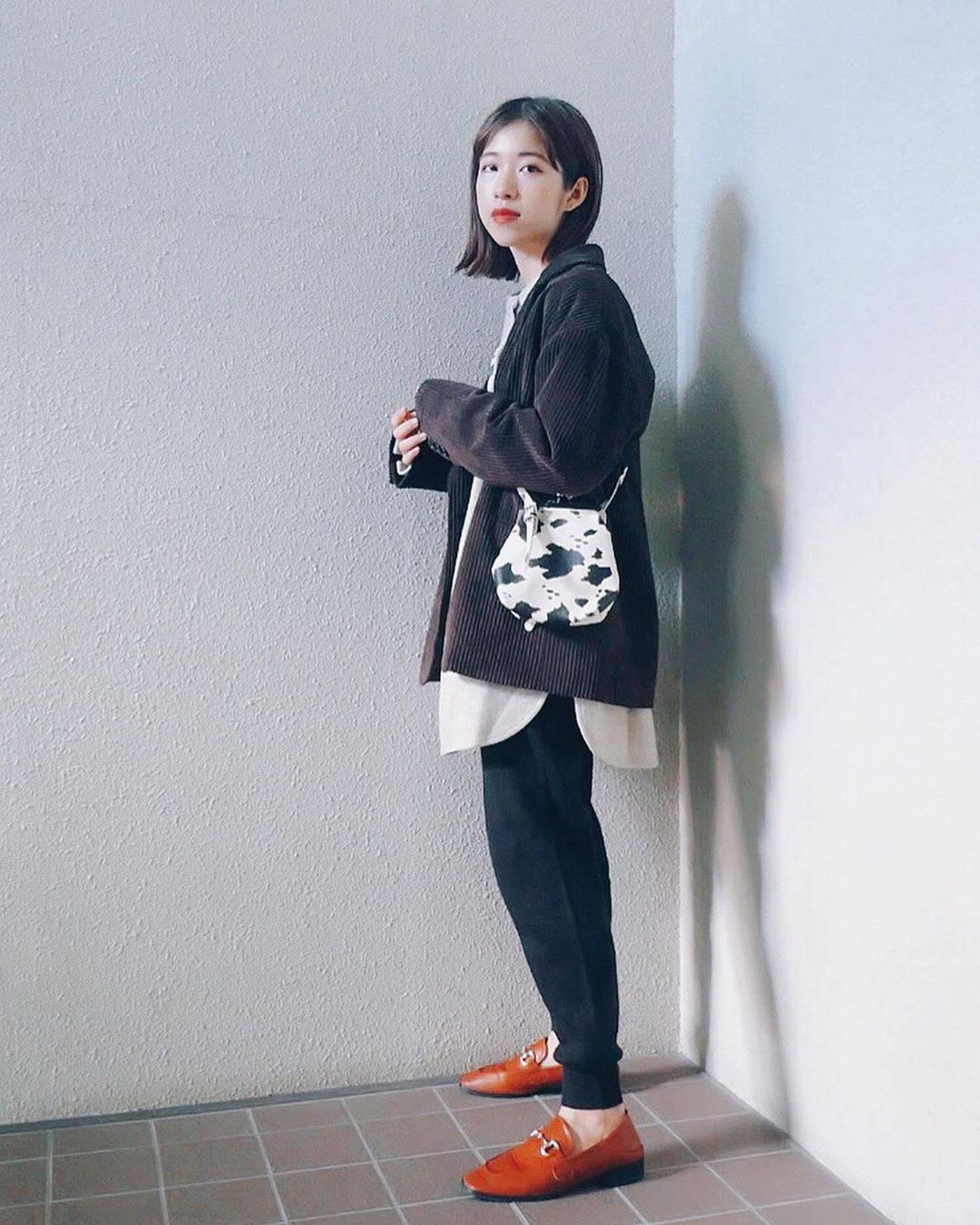 最高気温18度・最低気温7度 natsu_outfitsの服装
