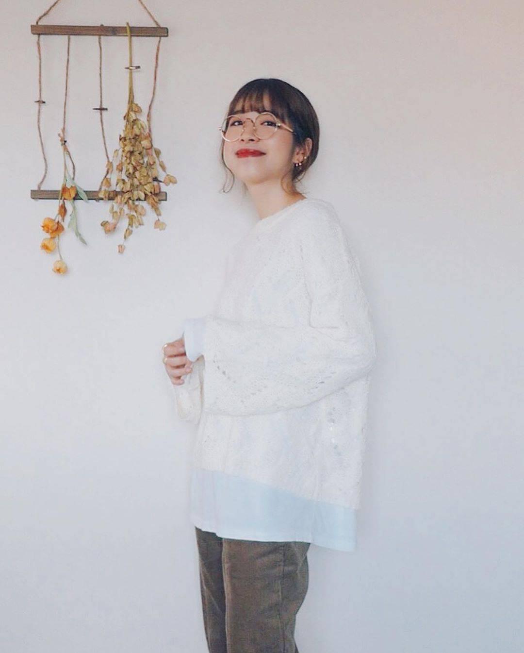 最高気温12度・最低気温5度 natsu_outfitsの服装