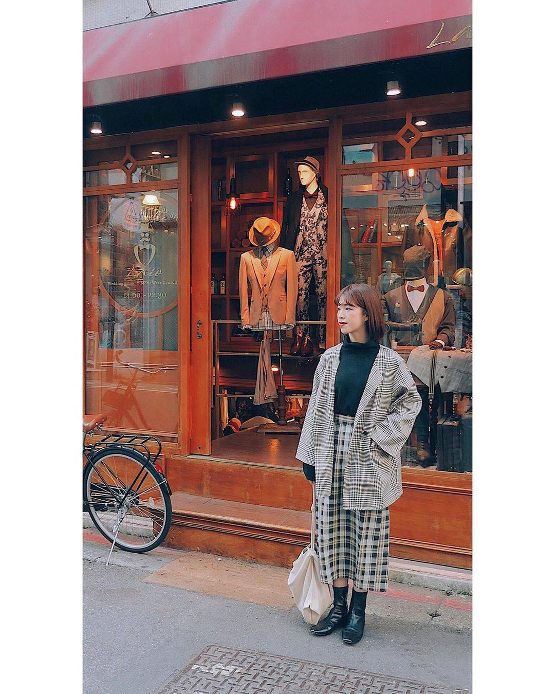 最高気温12度・最低気温1度 natsu_outfitsの服装