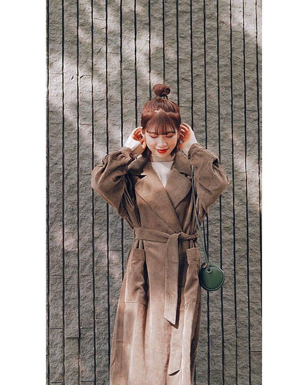 最高気温10度・最低気温0度 natsu_outfitsの服装