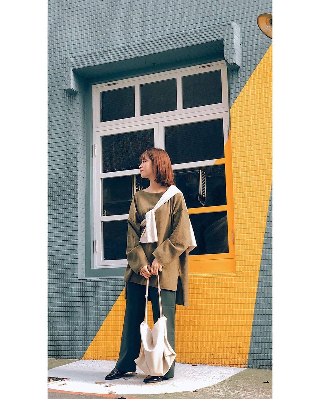 最高気温12度・最低気温3度 natsu_outfitsの服装