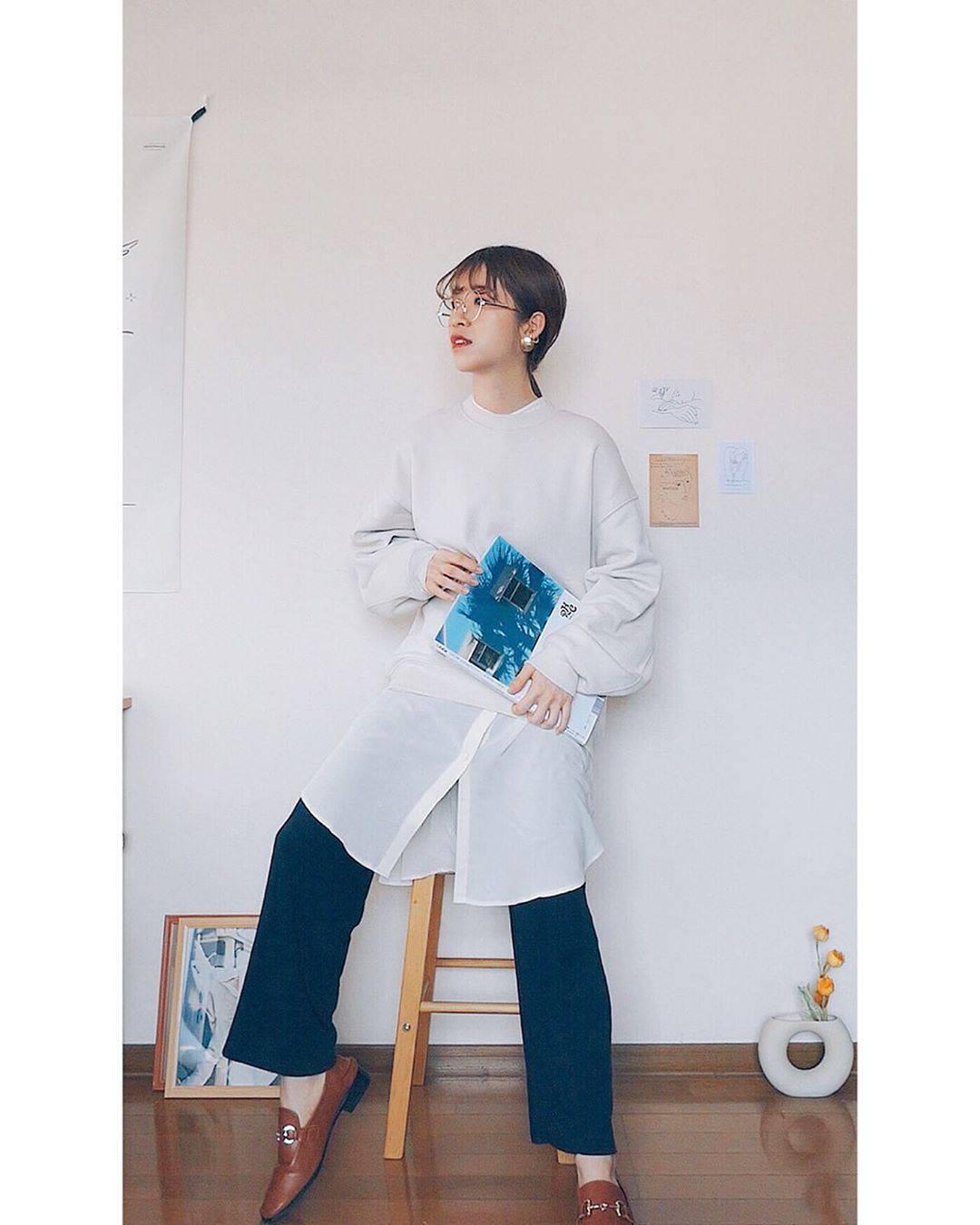 最高気温13度・最低気温5度 natsu_outfitsの服装