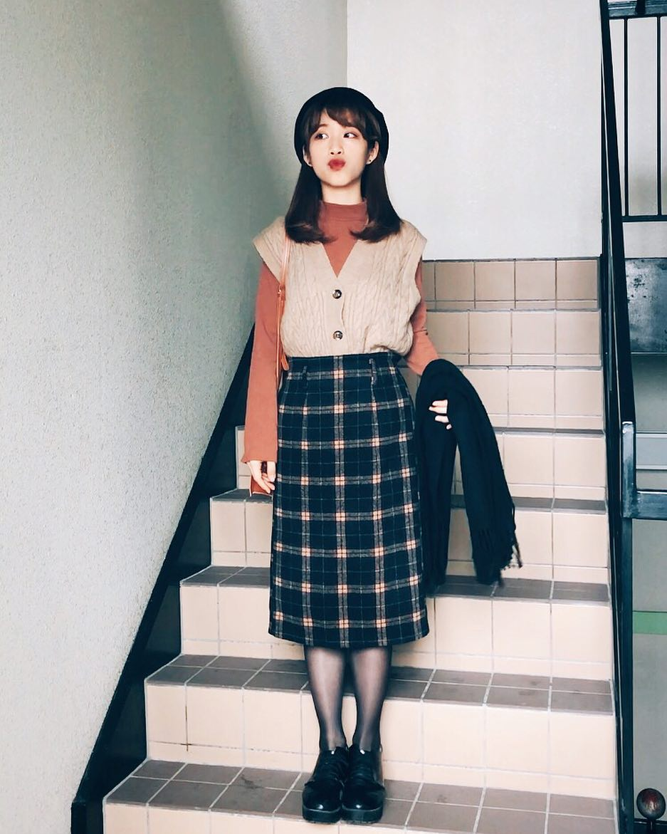 最高気温18度・最低気温10度 natsu_outfitsの服装