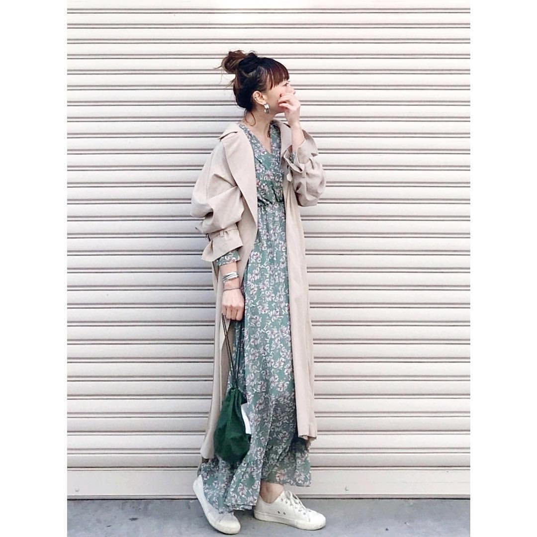 最高気温11度・最低気温3度 rainbowkwok2の服装