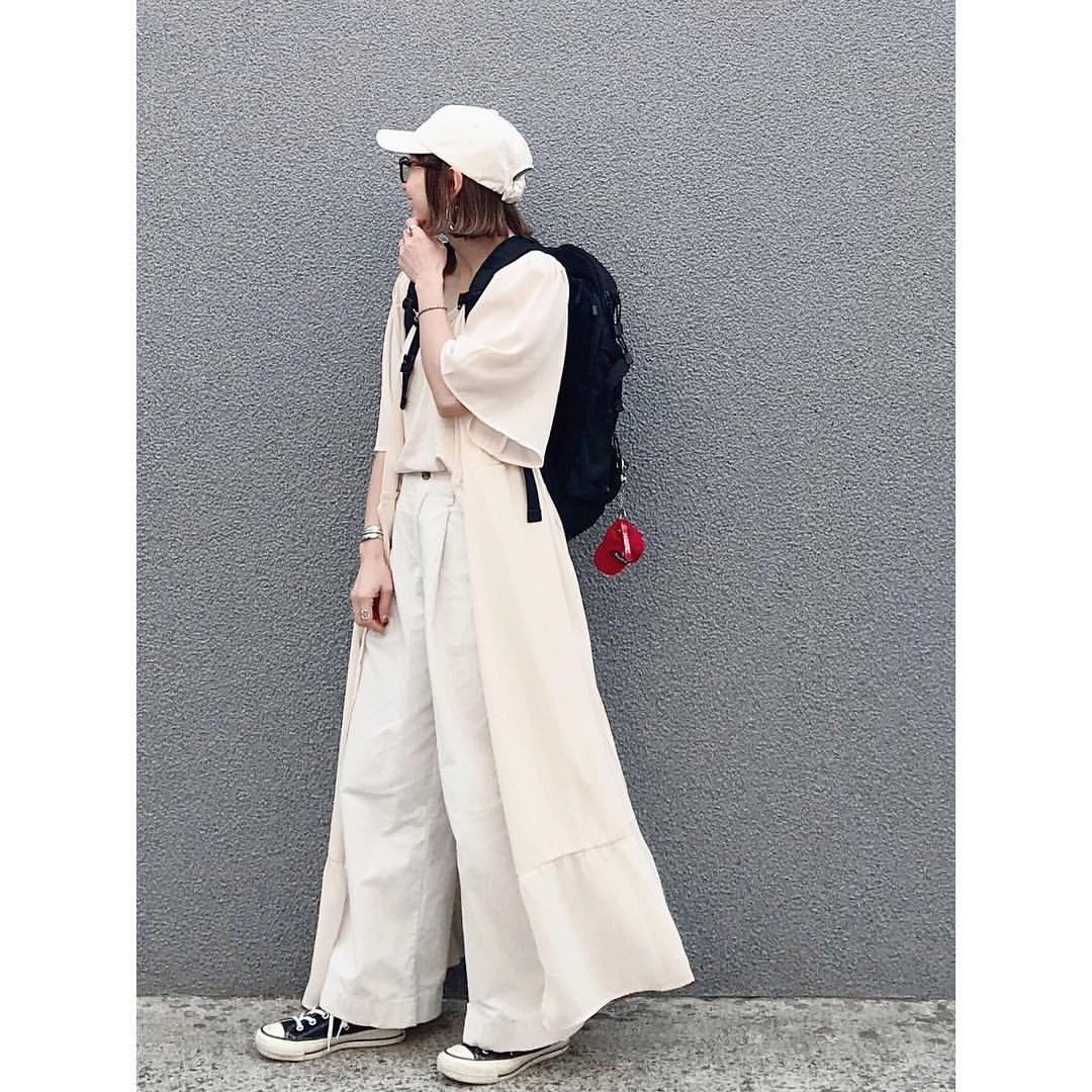 最高気温13度・最低気温6度 rainbowkwok2の服装