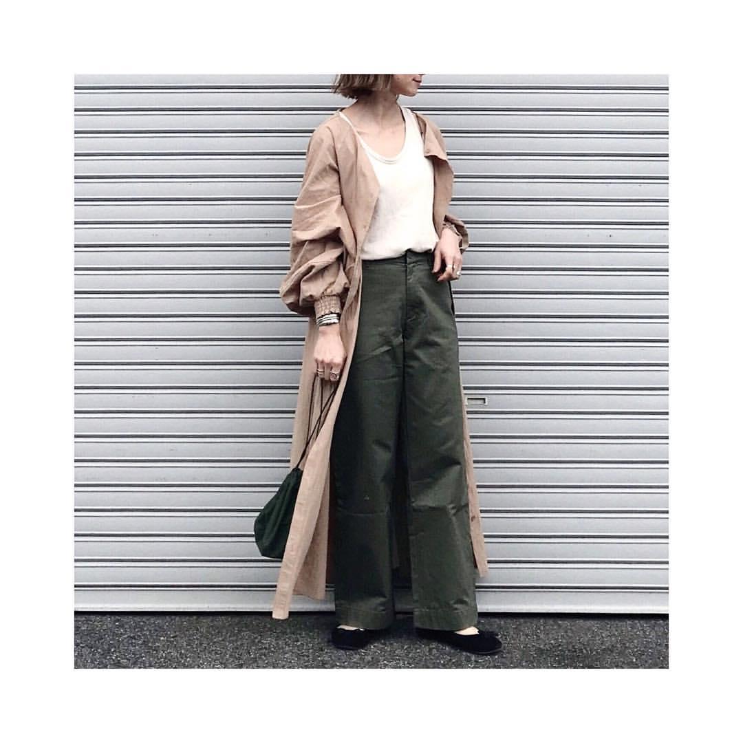 最高気温15度・最低気温4度 rainbowkwok2の服装