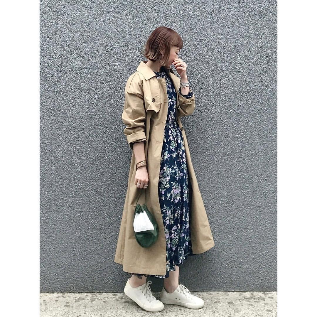 最高気温12度・最低気温3度 rainbowkwok2の服装