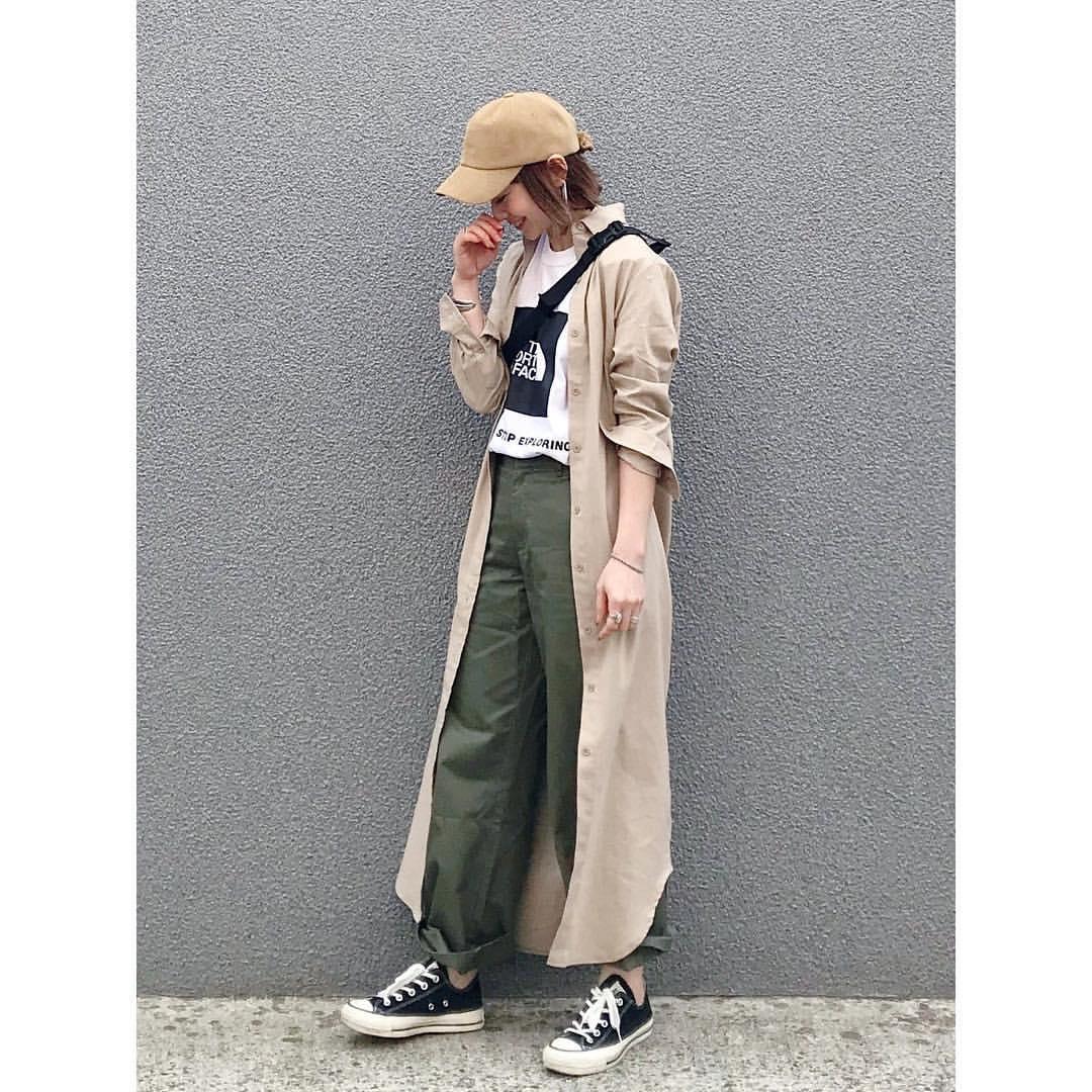 最高気温16度・最低気温2度 rainbowkwok2の服装