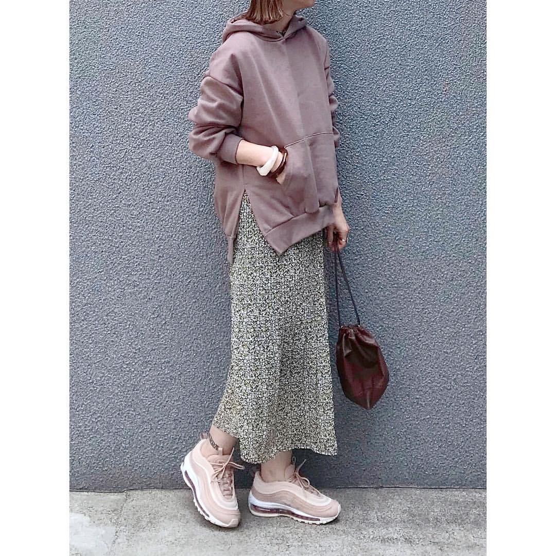 最高気温25度・最低気温14度 rainbowkwok2の服装