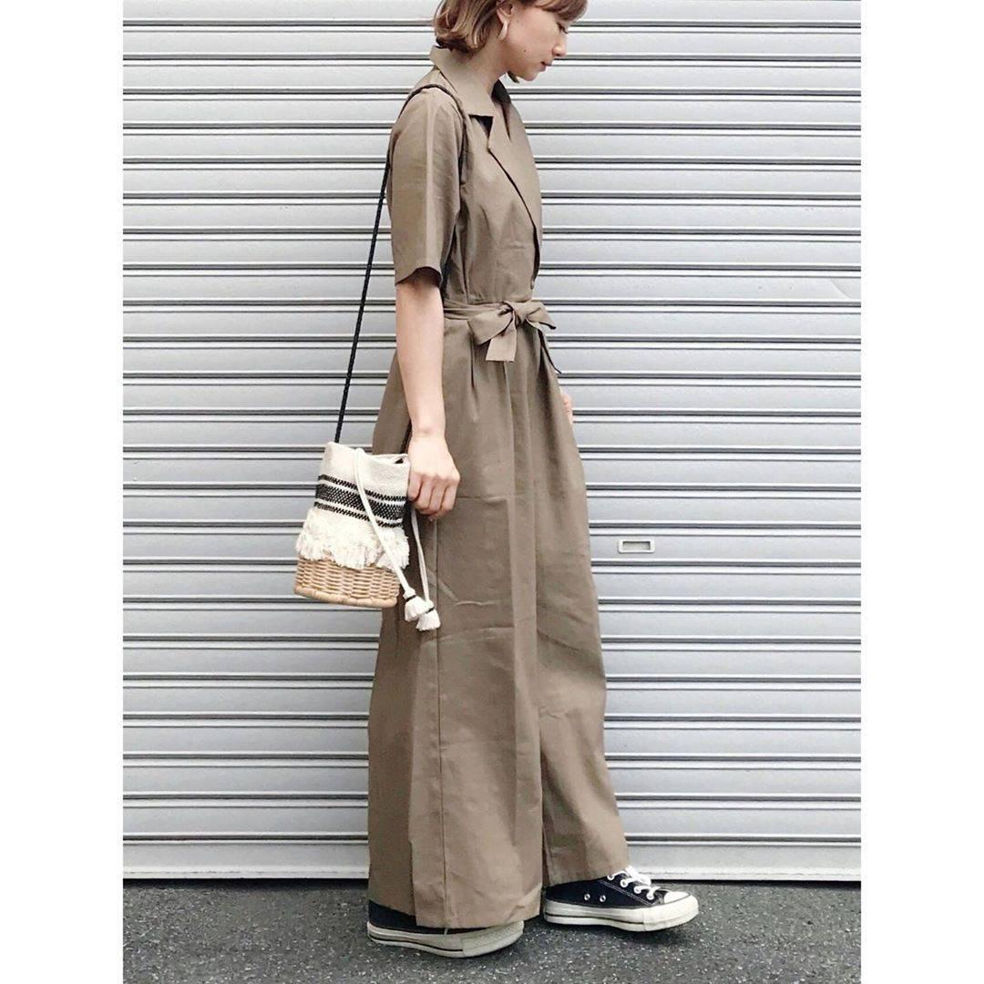 最高気温25度・最低気温15度 rainbowkwok2の服装