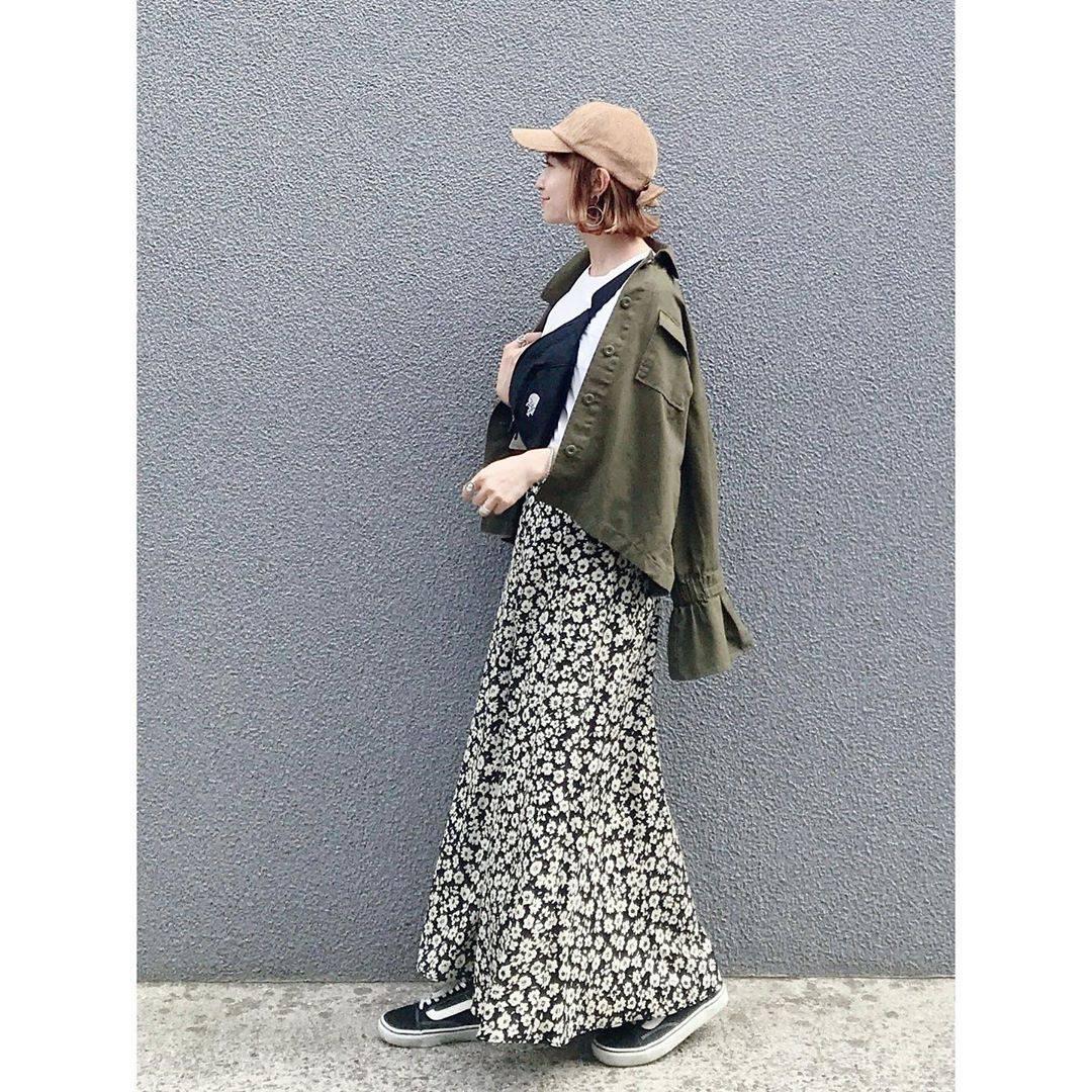 最高気温28度・最低気温24度 rainbowkwok2の服装