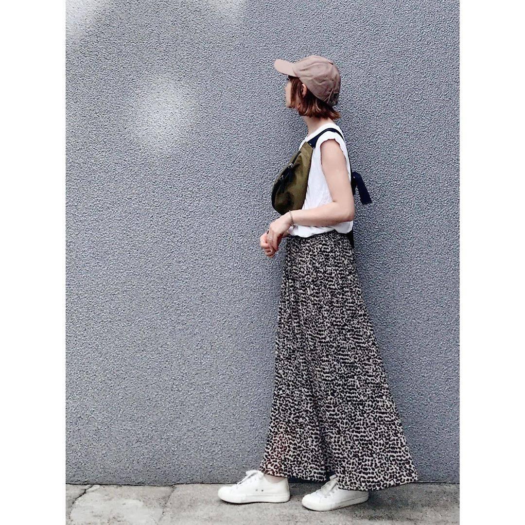 最高気温29度・最低気温22度 rainbowkwok2の服装