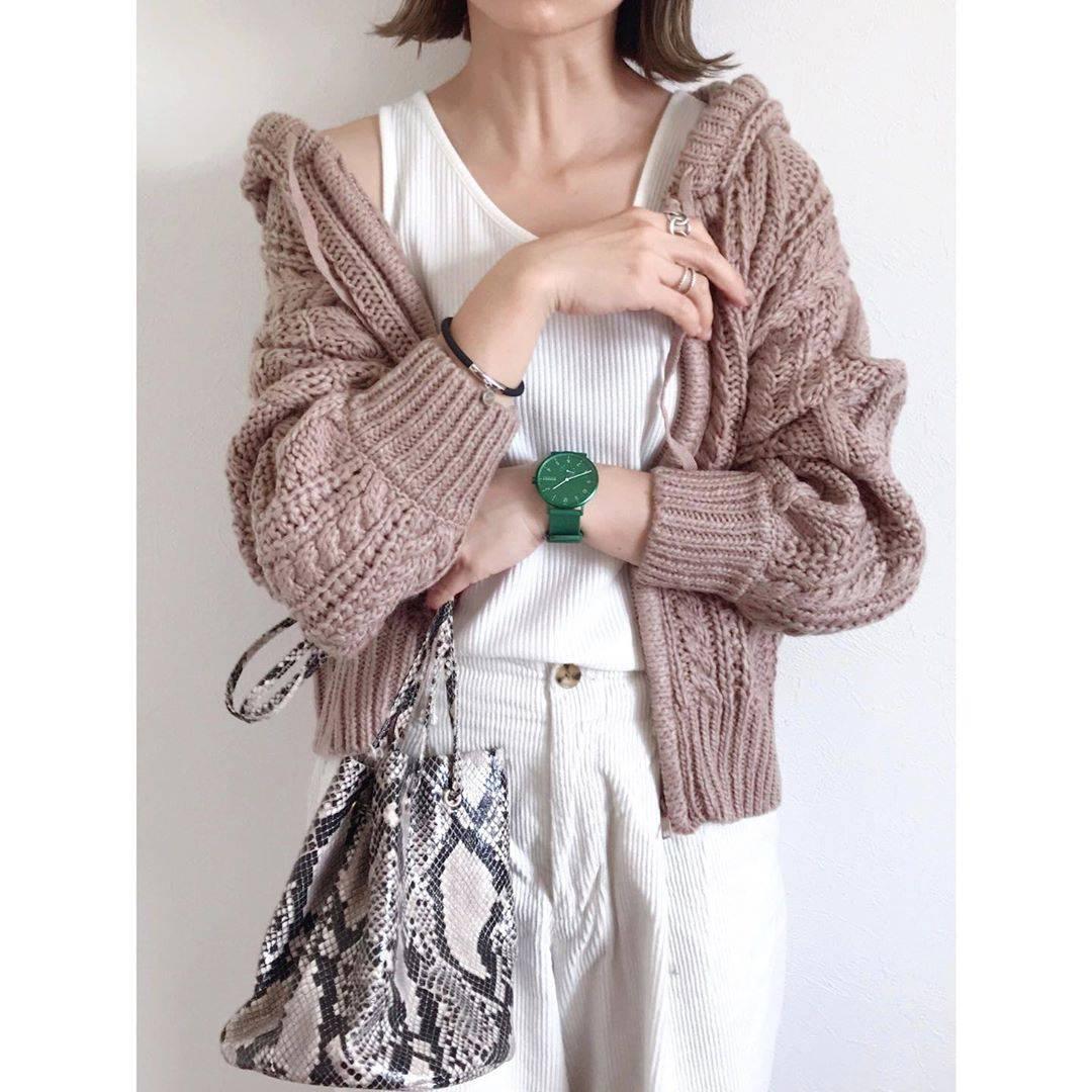 最高気温28度・最低気温20度 rainbowkwok2の服装