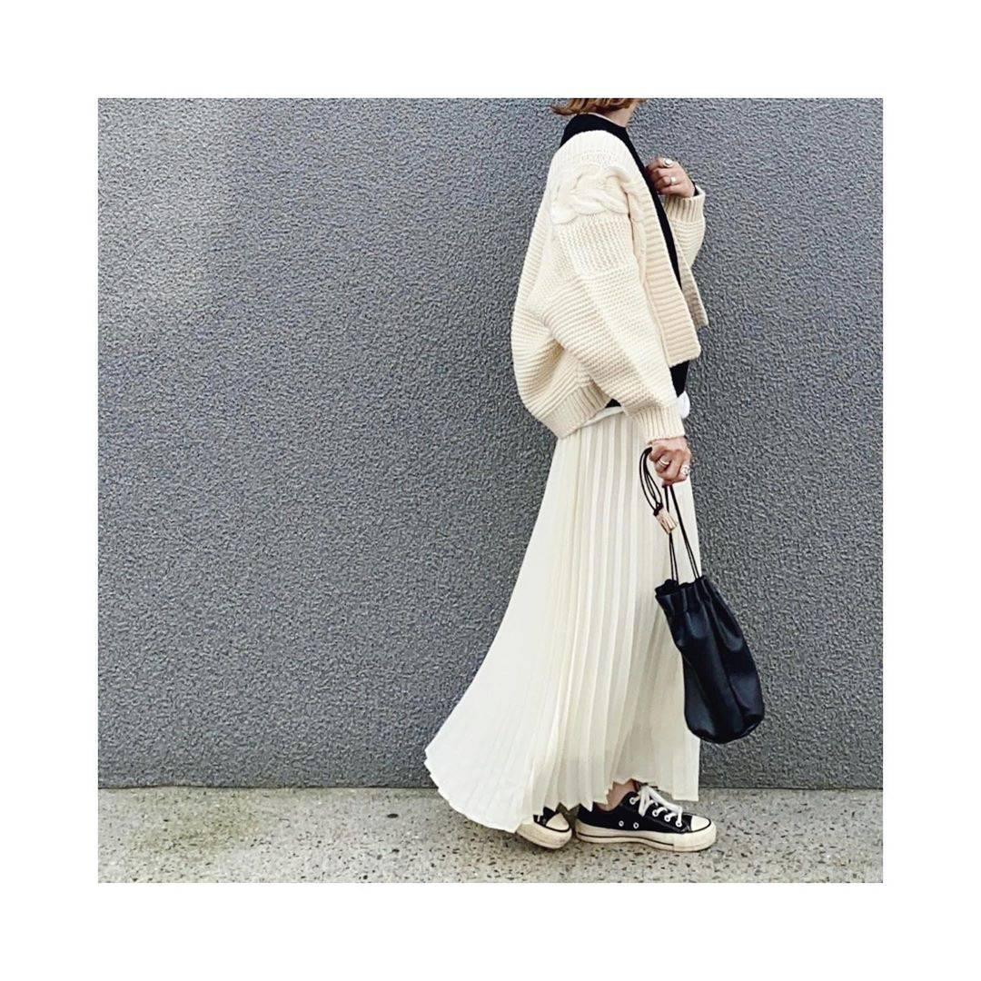 最高気温18度・最低気温12度 rainbowkwok2の服装