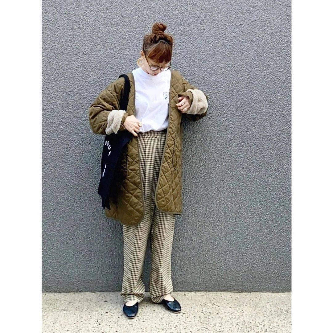 最高気温7度・最低気温2度 rainbowkwok2の服装