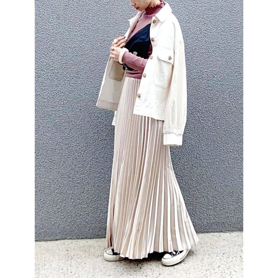最高気温6度・最低気温-2度 rainbowkwok2の服装