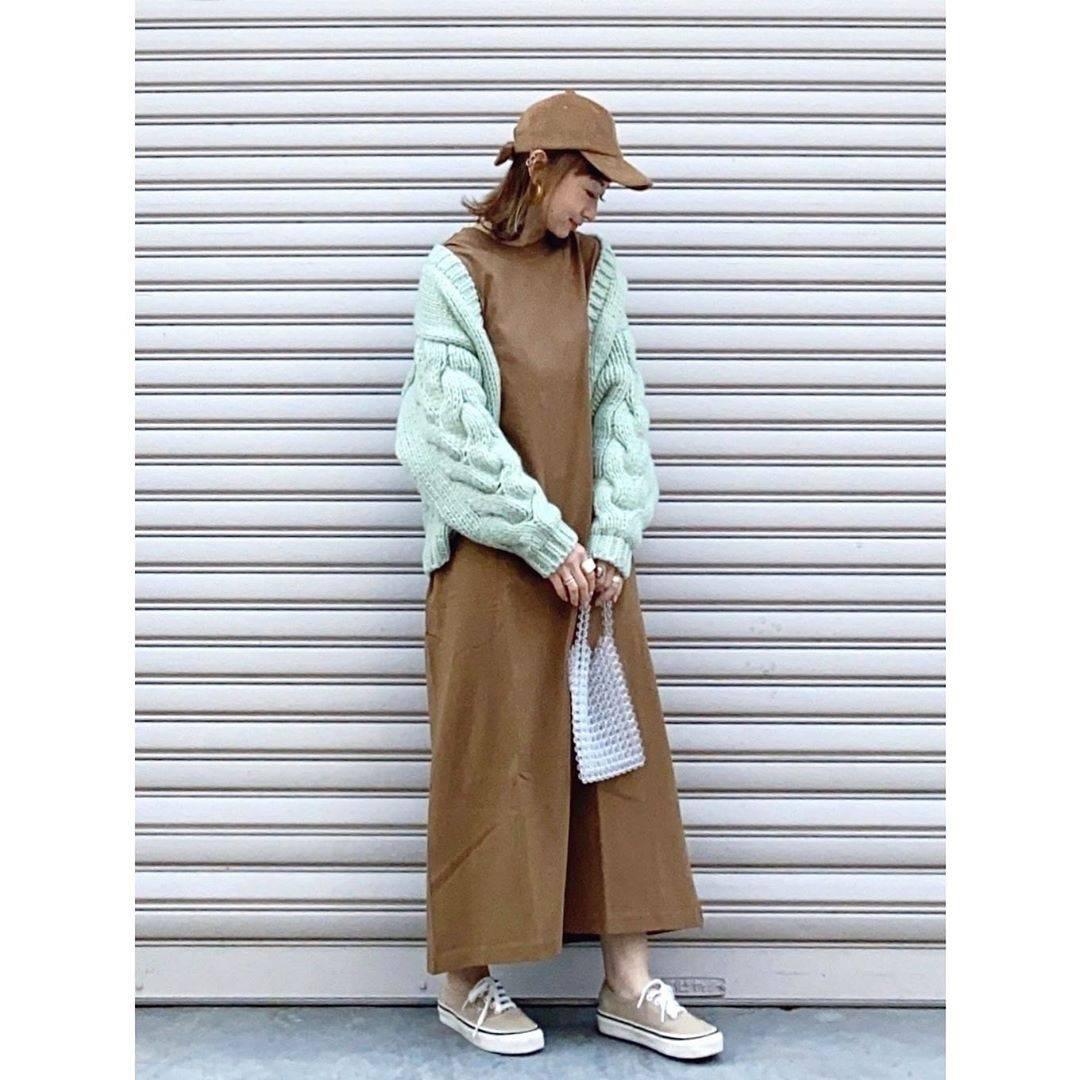 最高気温11度・最低気温5度 rainbowkwok2の服装