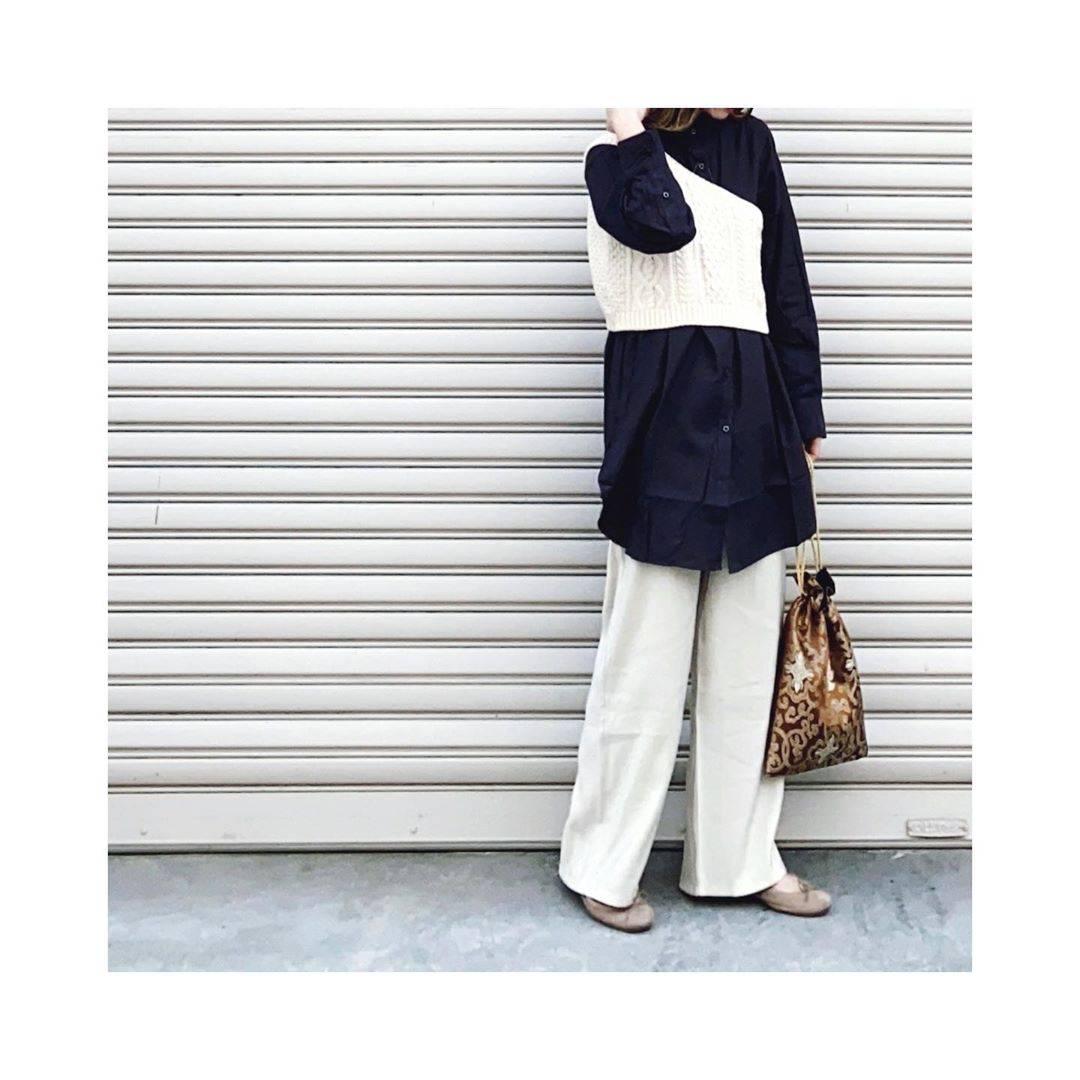 最高気温10度・最低気温5度 rainbowkwok2の服装
