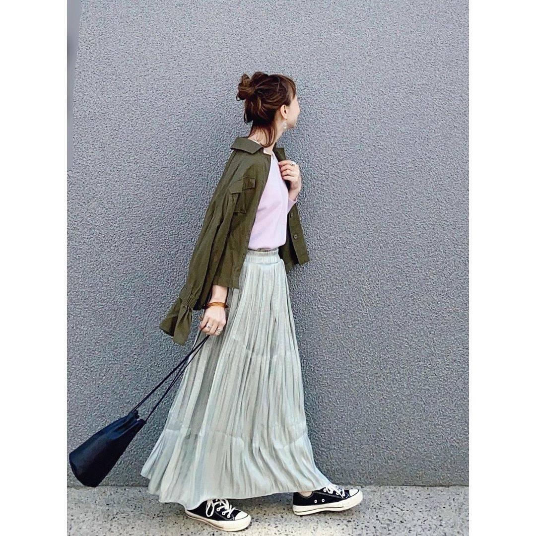 最高気温12度・最低気温1度 rainbowkwok2の服装