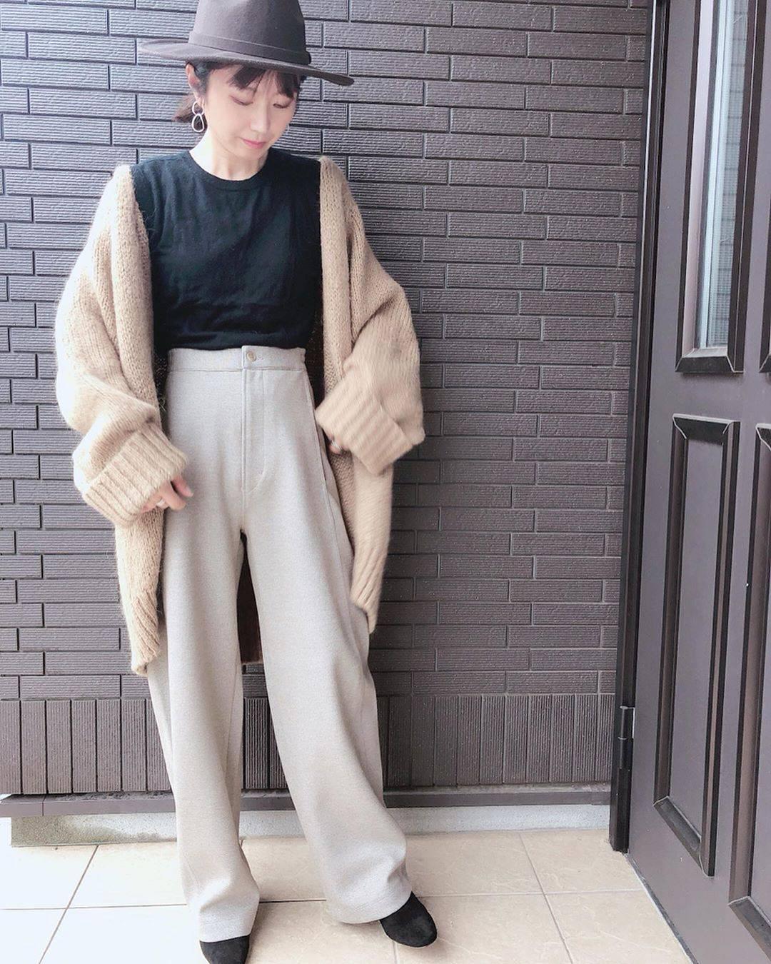 最高気温25度・最低気温21度 re_____rの服装