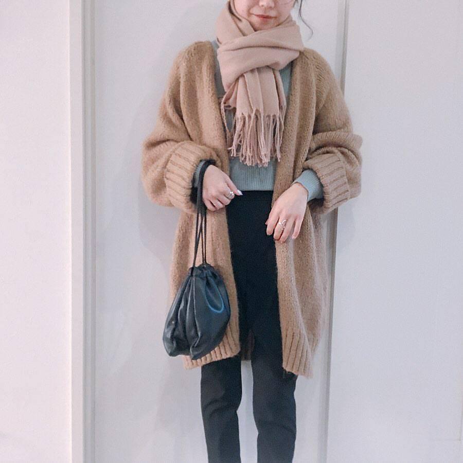 最高気温16度・最低気温8度 re_____rの服装