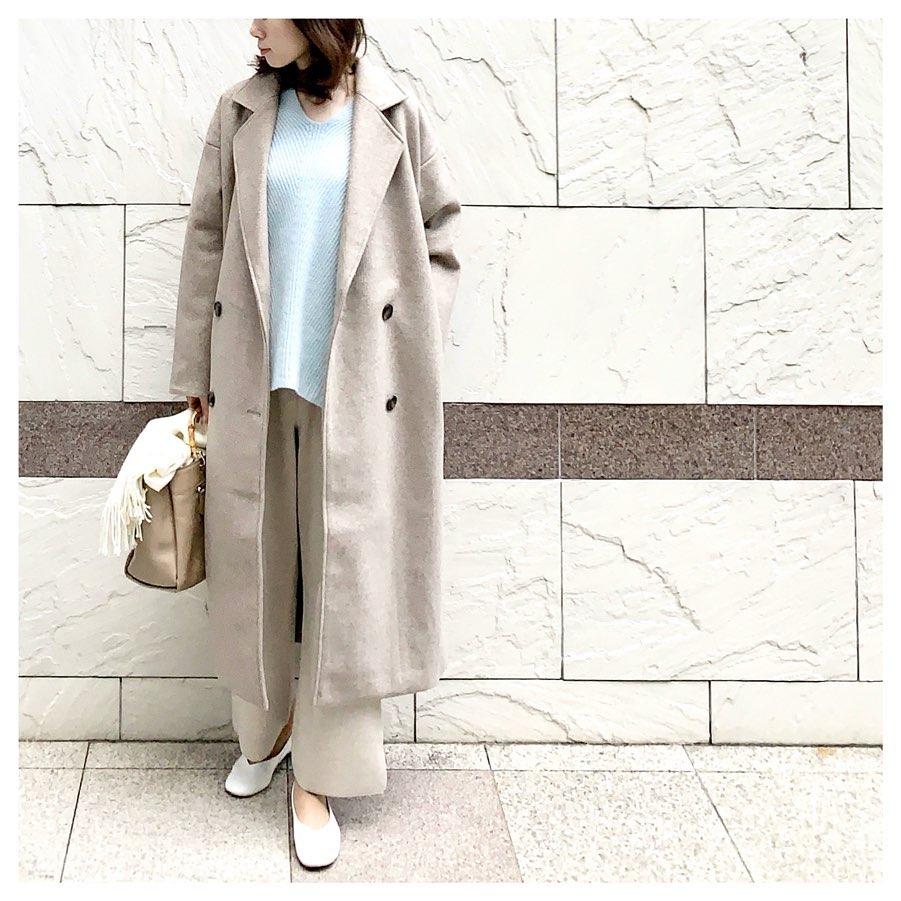 最高気温15度・最低気温5度 soliabe5787の服装