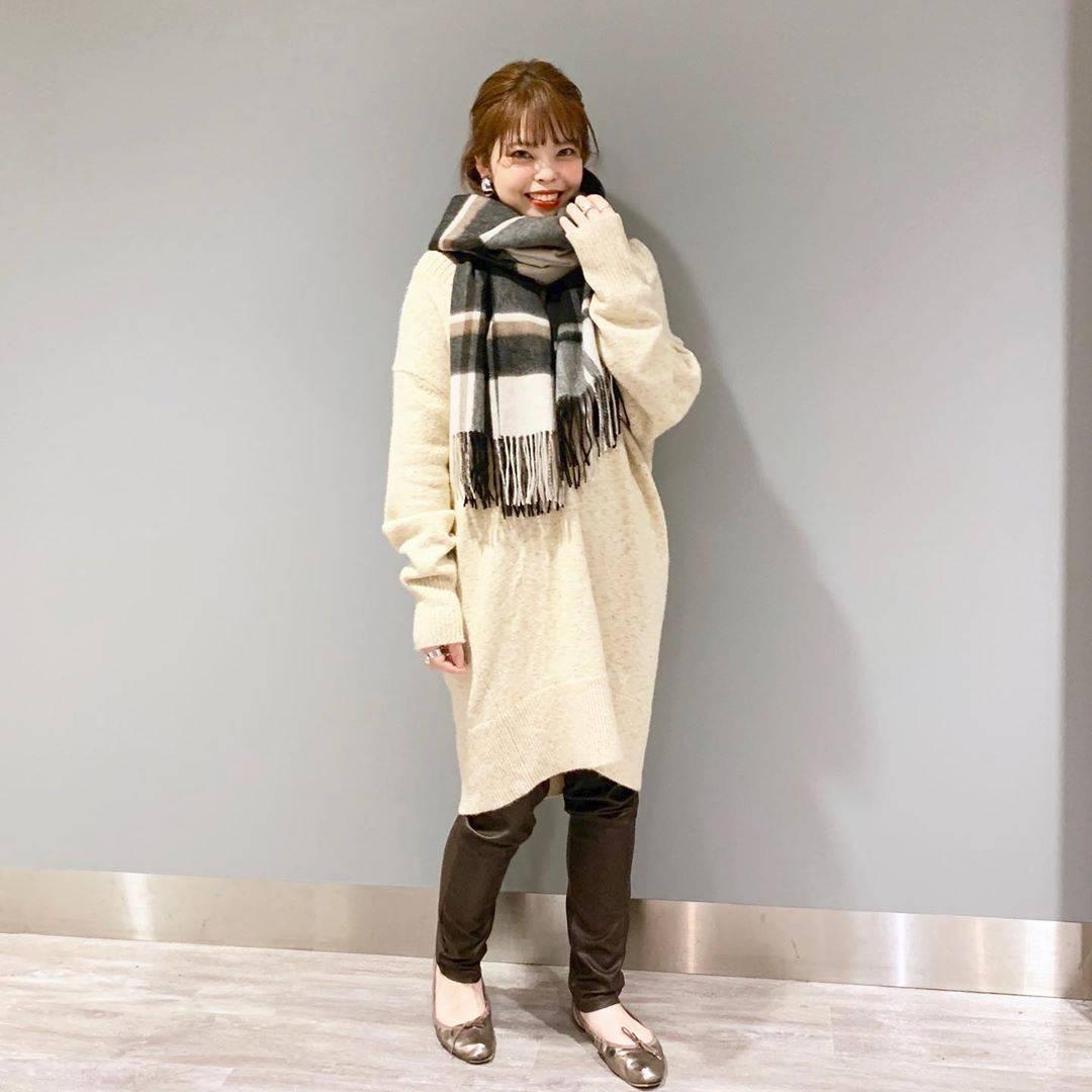 最高気温18度・最低気温8度 sumire__apの服装