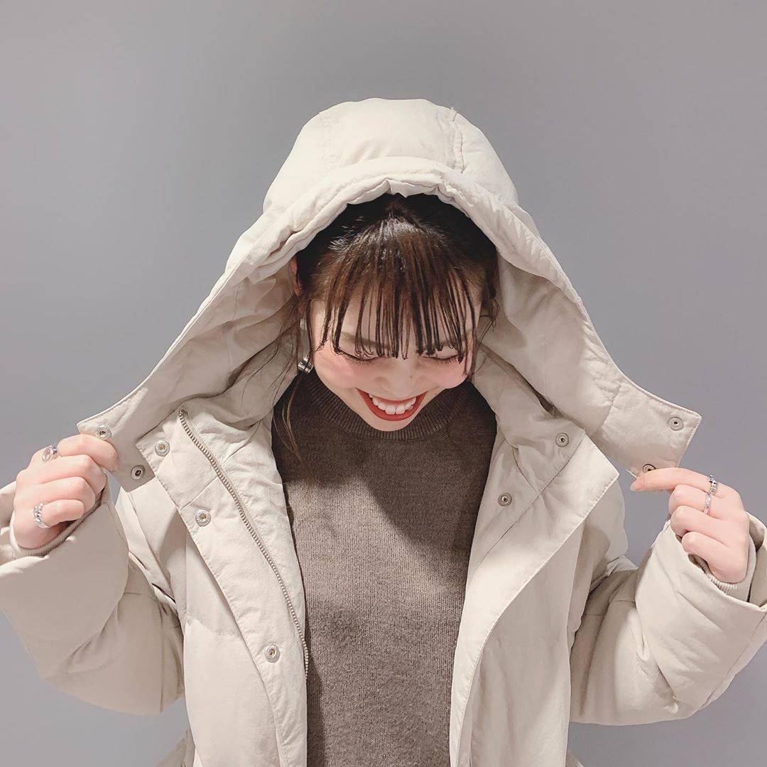最高気温14度・最低気温5度 sumire__apの服装