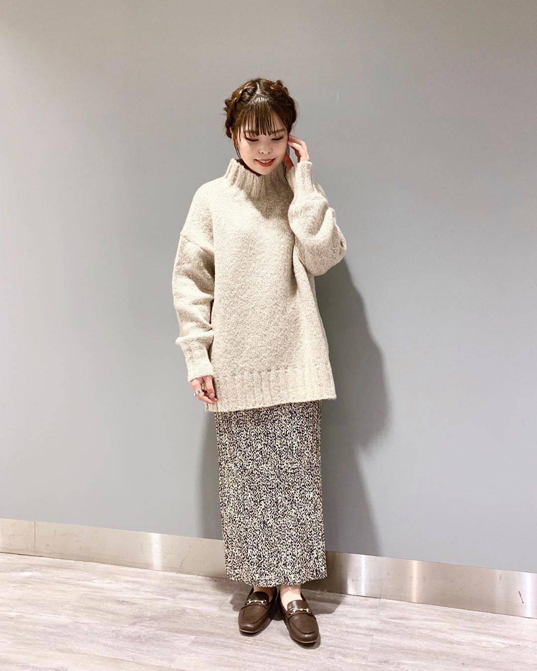 最高気温15度・最低気温8度 sumire__apの服装