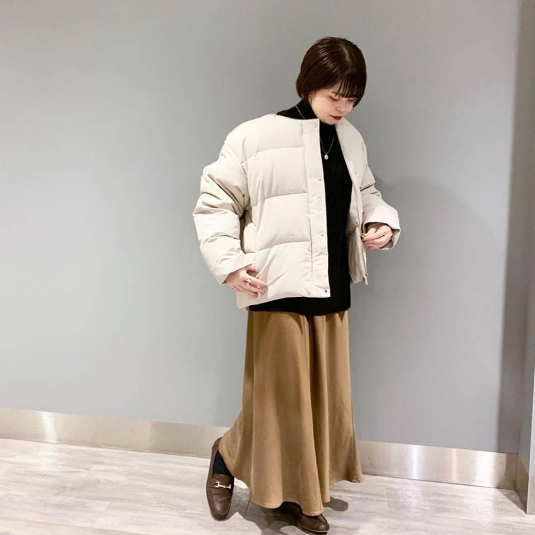 最高気温10度・最低気温3度 sumire__apの服装