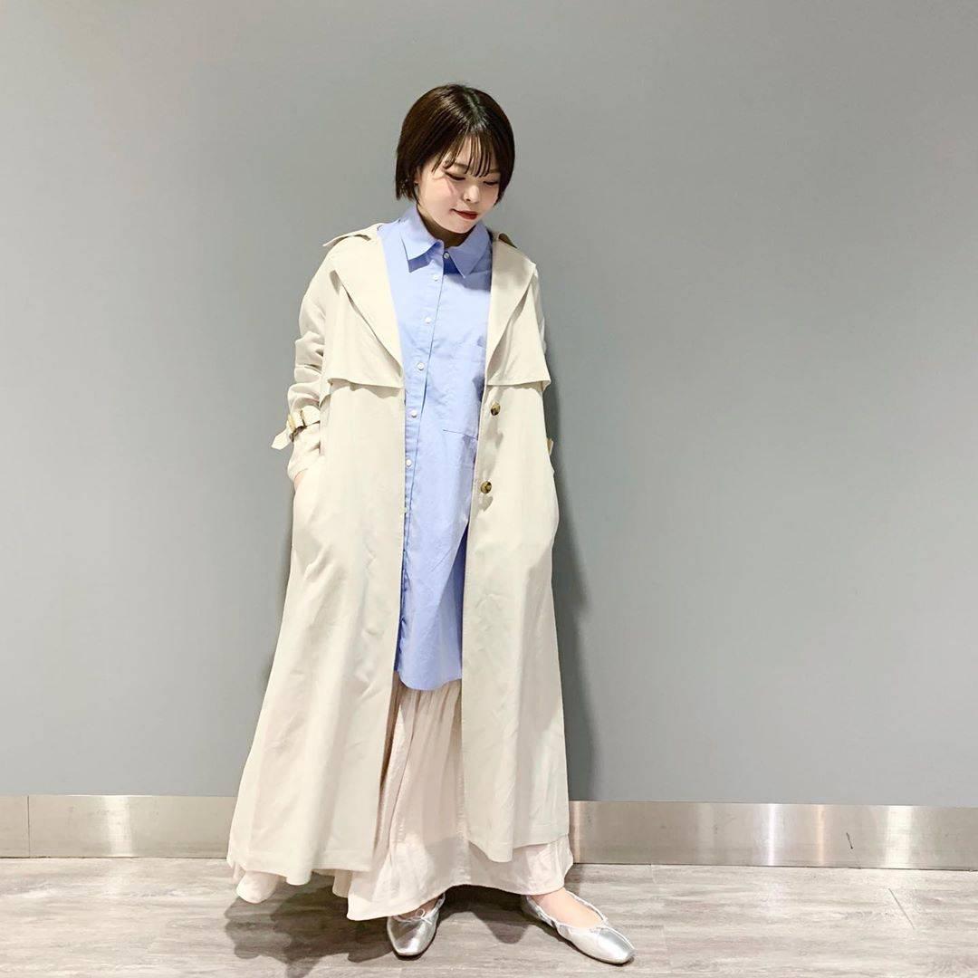 最高気温12度・最低気温0度 sumire__apの服装