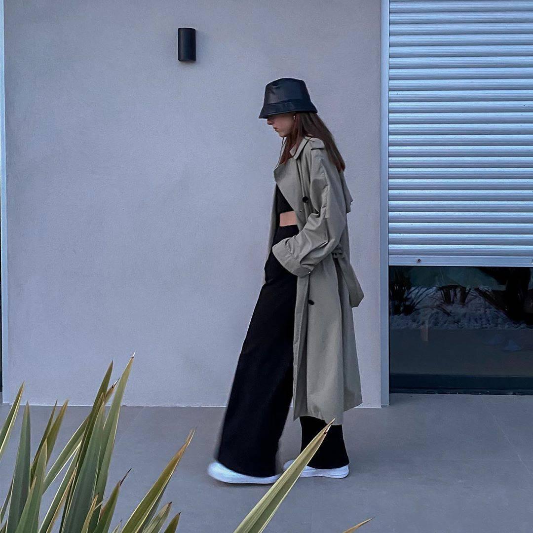 最高気温1度・最低気温-2度 svetlanayakuniの服装