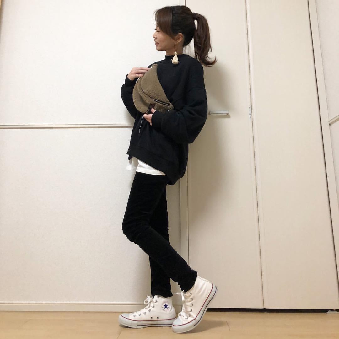 最高気温9度・最低気温0度 takanogunsou0805の服装