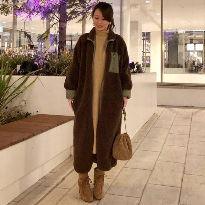 最高気温11度・最低気温2度 takanogunsou0805の服装