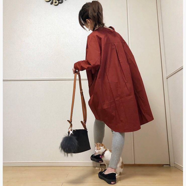 最高気温11度・最低気温1度 takanogunsou0805の服装